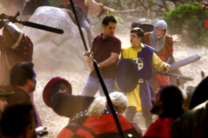 Remember the movie Role Models? I remember really wanting to start larping after that.